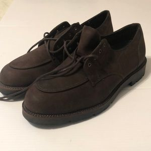 VTG NEW HS TRASK GORE-TEX LEATHER SHOES